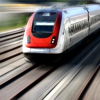 μεταφορά σε σταθμούς τραίνων